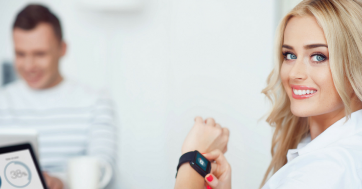 Wearables at Workplace