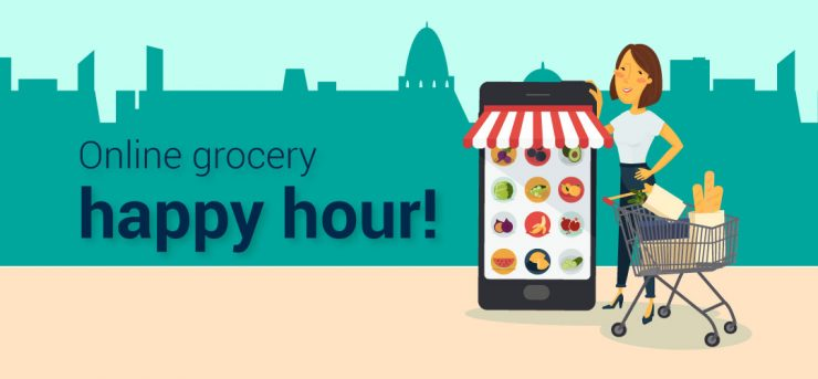 Happy Hours Notifications for Your Grocery App