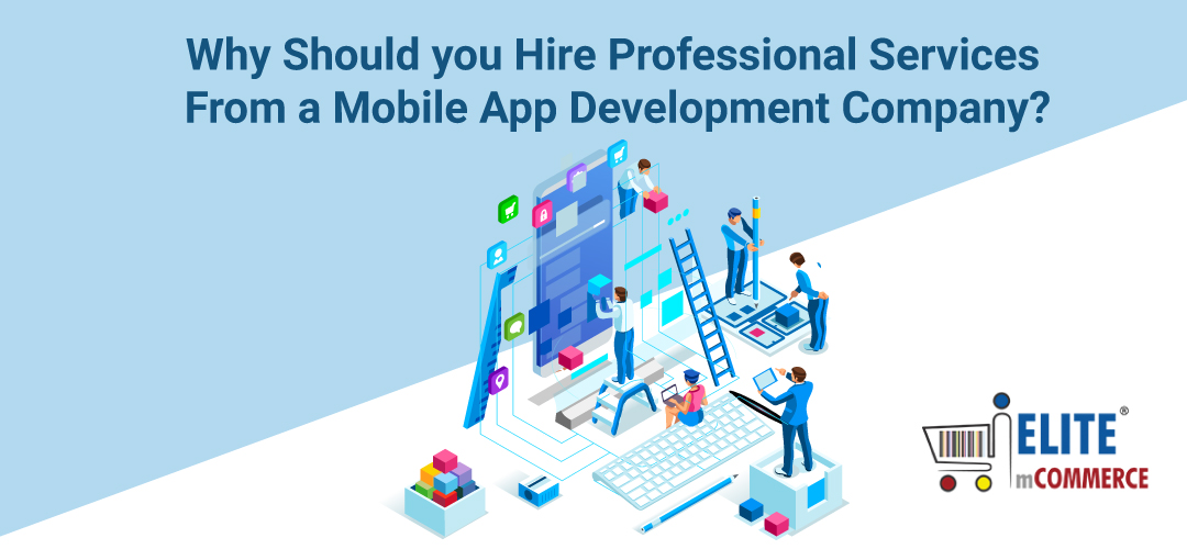 Hire Professional Services From a Mobile App Development Company