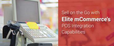 Elite mCommerce's POS Integration