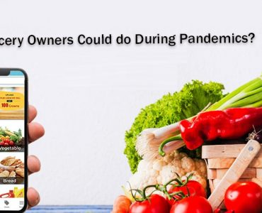 Grocery owners during pandemic