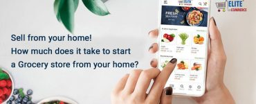 Grocery store from your home