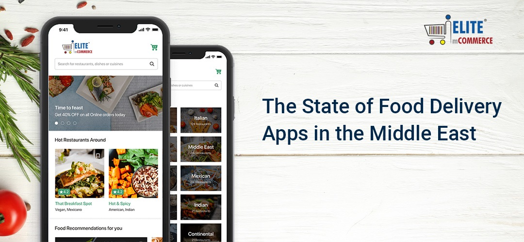 Food Delivery Apps in the middle east