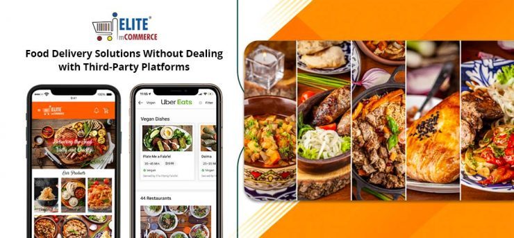 Food Deliveries Without using Third-Party Platforms