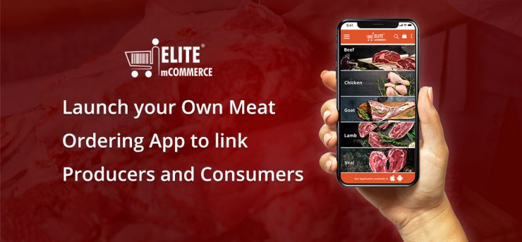 launch your own meat ordering app to link producers and consumers