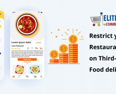 Restrict your Restaurant Menu
