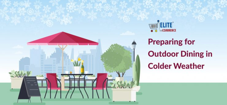 Preparing for Outdoor Dining in Colder Weather