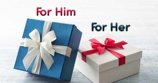 gifts for him/her
