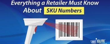 SKU numbers