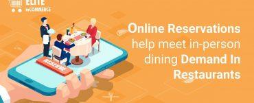 Online Restaurant Reservation