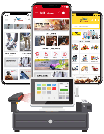 Elite mCommerce with POS integration