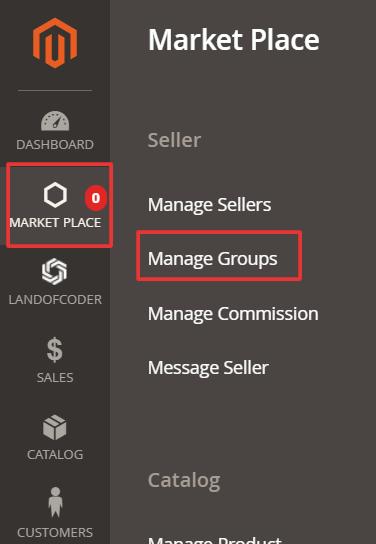 manage groups