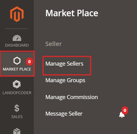 manage seller
