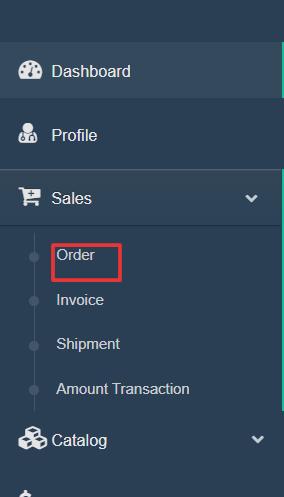 seller manage sales