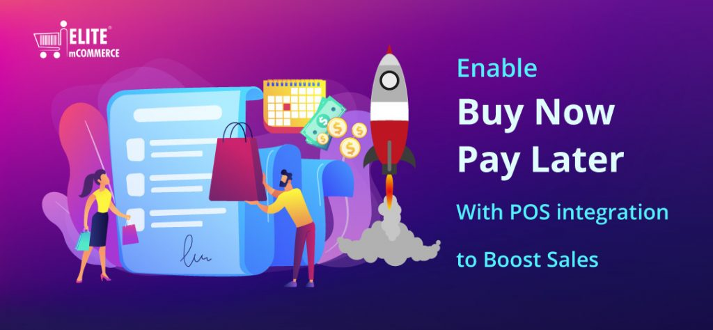 buy now pay later with pos integration